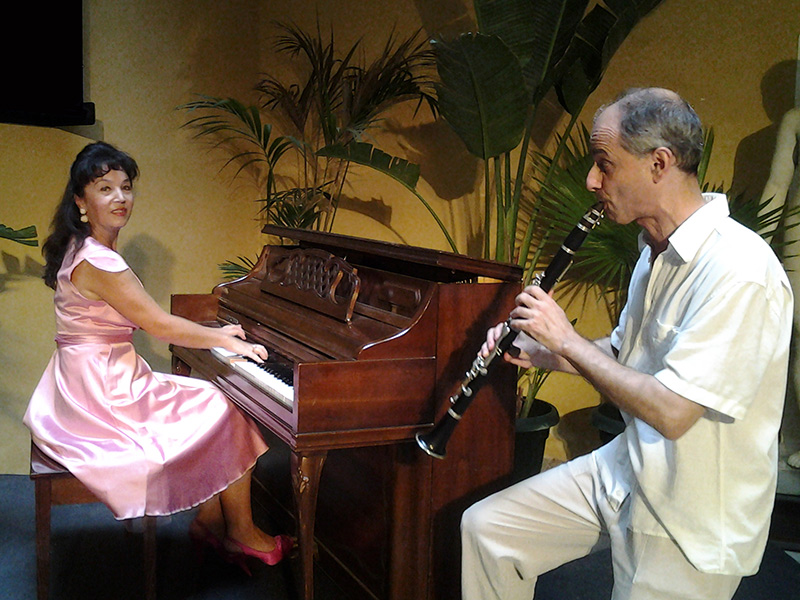 Lasco Romaní Jazz Duo