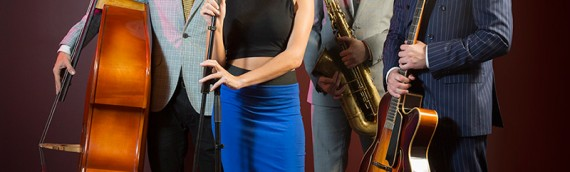 Concierto SAPHIE WELLS & THE SWING CATS – JAZZ NIGHT